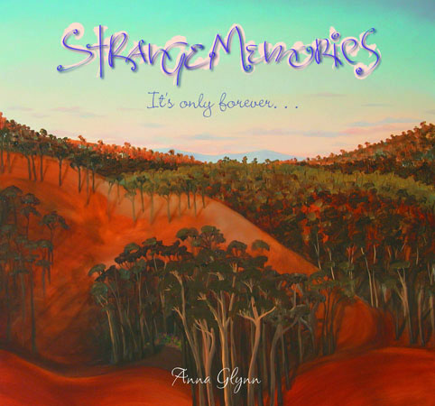 Strange Memories cd cover