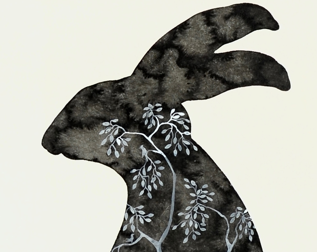 Detail of Rabbit Guardian