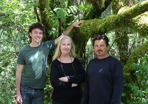 Sitka Center for Art and Ecology artist in residence